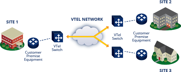 Ethernet Virtual Private Line