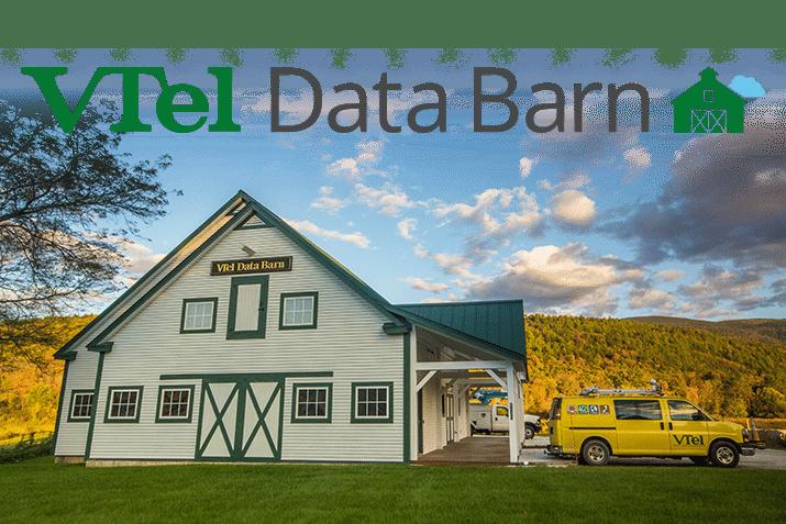 VTel Data Barn in Wallingford, VT