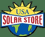 USA Solar Store logo